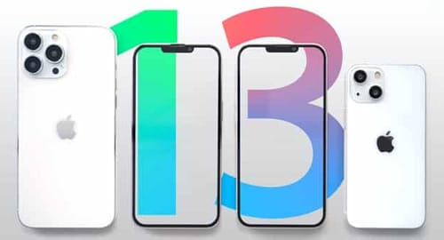 Apple has an ambitious goal to bring the iPhone 13. Production