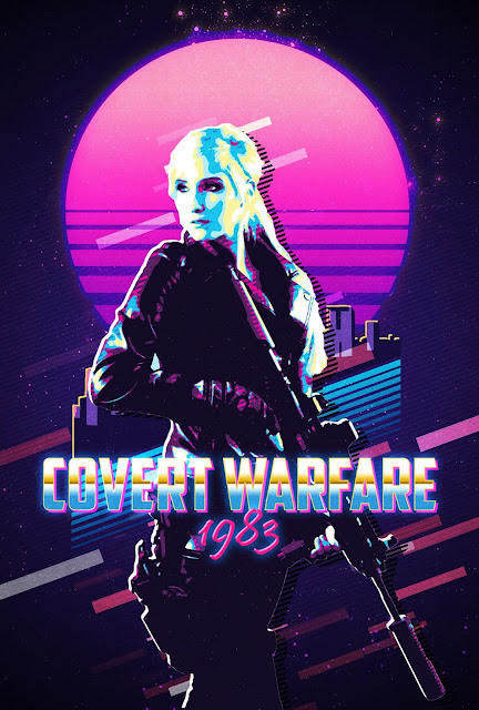 80s Retro Poster Photoshop Action v3 Download Free