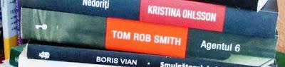Agentul 6 de Tom Rob Smith. Recenzie