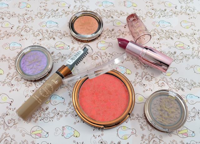 P2 beauty voyage LE Look verwendete Produkte
