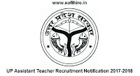 UP Assistant Teacher Recruitment Notification