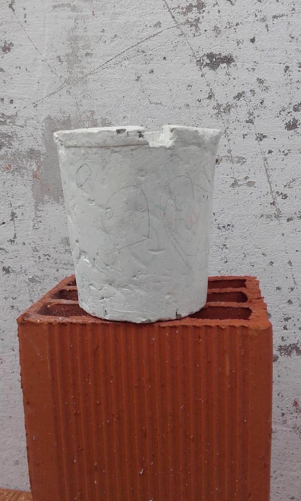 Moldes para hacer macetas de cemento como hacer una - Moldes de cemento ...