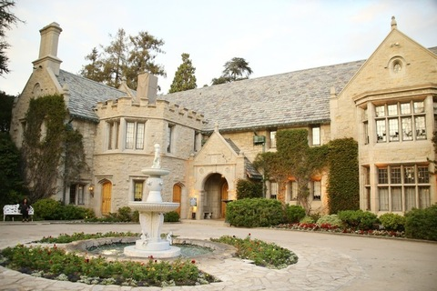 Hugh Hefner's neighbor, Daren Metropoulos, bought the mansion