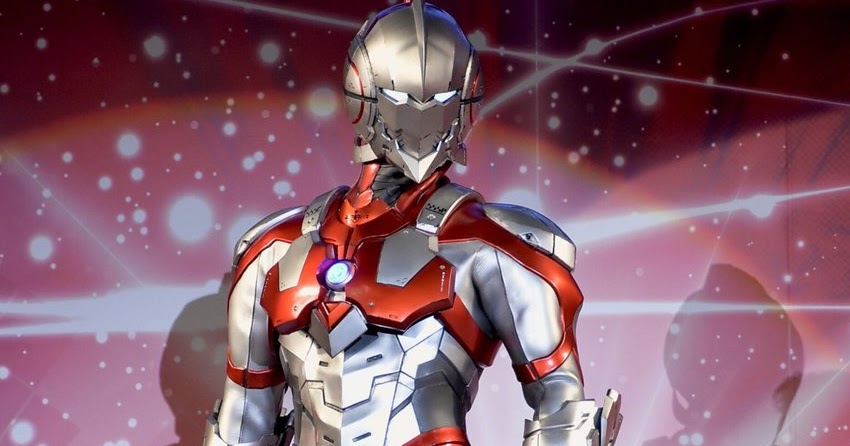 new ultraman animated series coming to netflix in 2019