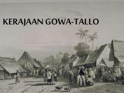 Kerajaan Gowa Dan Tallo Kerajaan Makassar Tinta Pendidikan