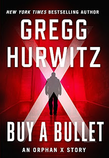 Buy A Bullet by Gregg Hurwitz book cover
