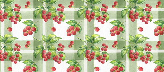Raspberry Facebook Cover Photo