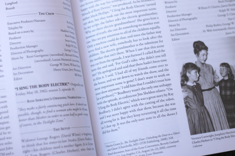 A Vintage Nerd Book Review Twilight Zone Book Chicago Review Press