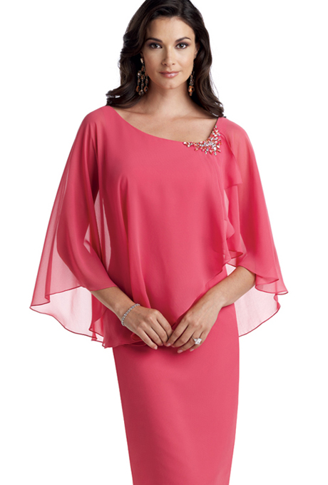 Dress Designes Beautiful Dress For Party Tea Pink