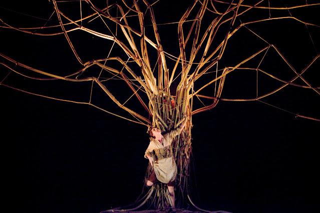 Luke Styles & Benjamin Britten: Wakening Shadow - GLyndebourne Festival Opera 2013