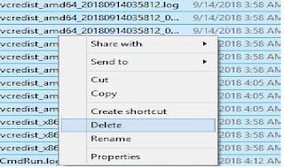 Gambar langkah ke-4 Cara Membersihkan File Sampah di Windows 8.1