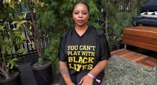 Co Founder of Black Lived Matter Organization - Patrisse Cullors