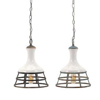 Porcelain- Industrial-Farmhouse-Pendant-lights