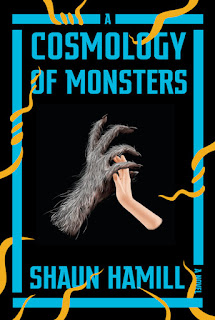 Interview with Shaun Hamill, author of A Cosmology of Monsters
