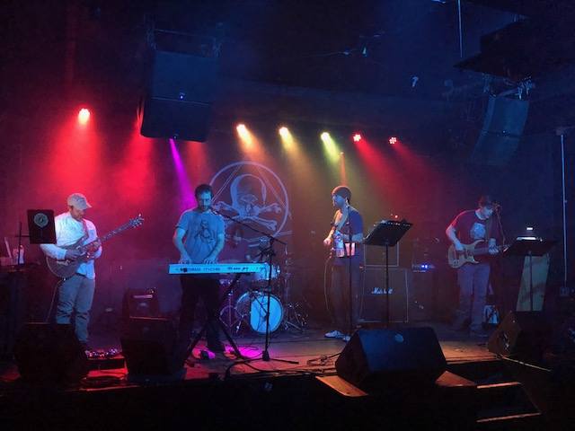 Rock The Body Electric: Live Review: Roses Grove Band 11/23