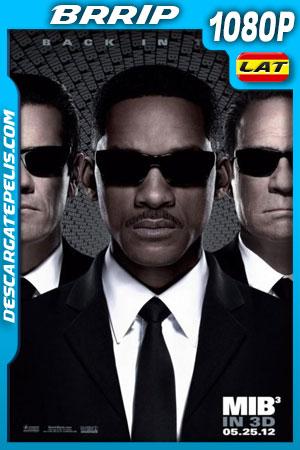 Hombres de negro 3 (2012) 1080p BRrip Latino – Ingles