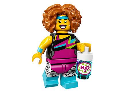 LEGO 71018-14 - Instruktorka fitnessu