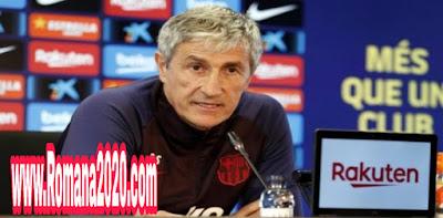 مدرب برشلونة : نابولي سيظهر بنسخة استثنائية في دوري أبطال أوريا champions league