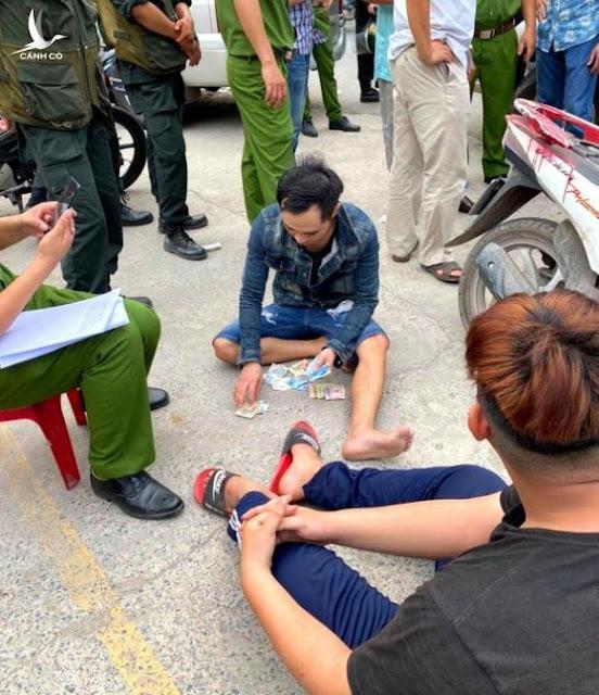 Băng bảo kê Loan 'Cá' ở Đồng Nai sa lưới