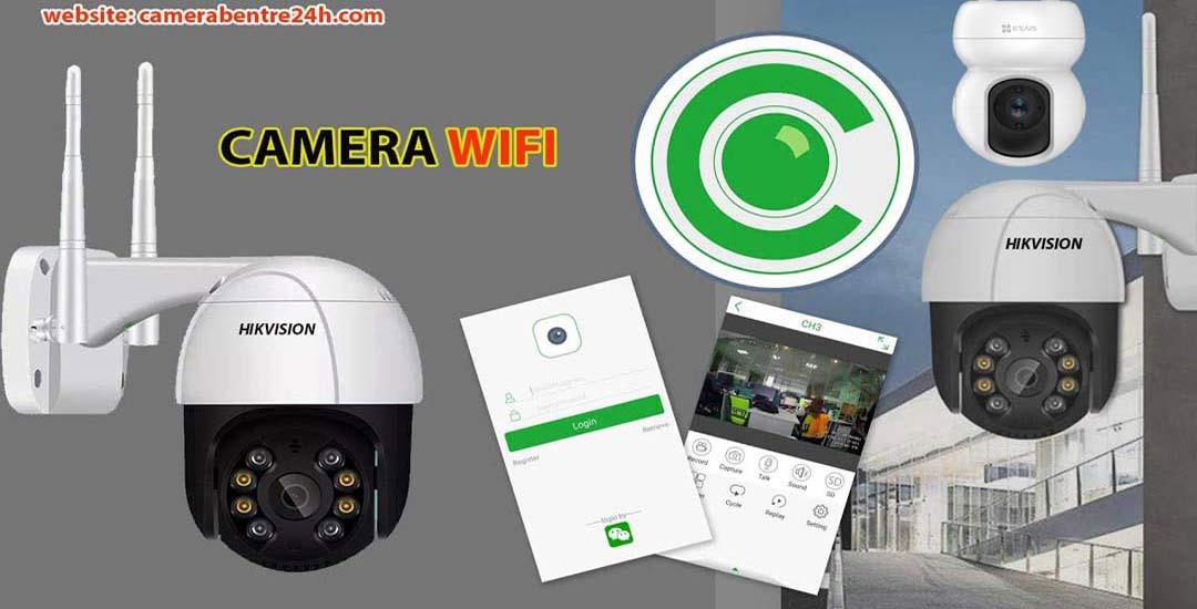 giới thiệu về camera wifi tại bến tre