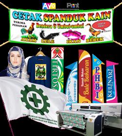 Cetak Print Textile Sablon Kain Satuan Di Kebayoran Baru, Jakarta Selatan