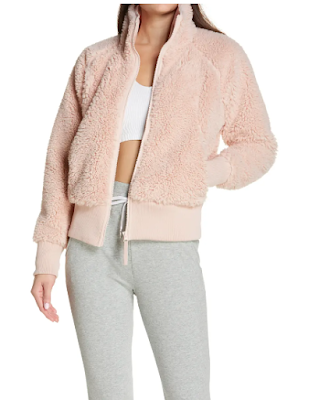 Zella Cozy Jacket