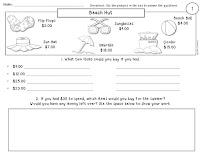 Free Word Problem Worksheet