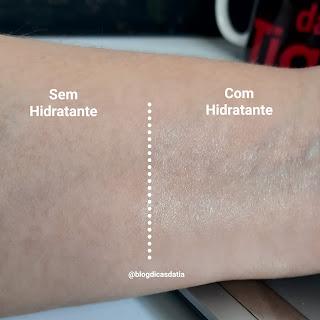 acabamento hidratante pele mista a oleosa natura faces resenha dicas da tia