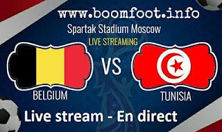 مشاهدة مباراة تونس و بلجيكا اليوم مباشر كورة اونلاين يلا شوت | كأس العالم روسيا 2018