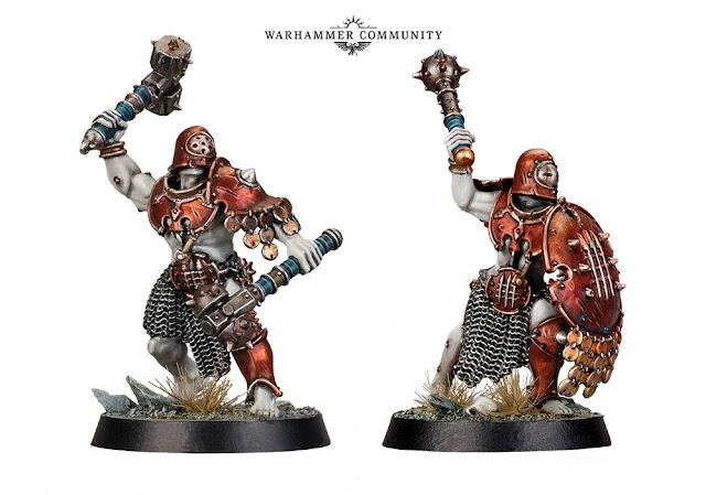 WarCry Iron Golems