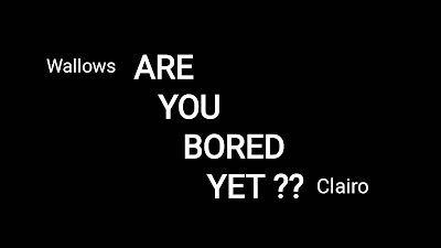ARE YOU BORED YET??  Lyrics - Wallows feat. Clairo