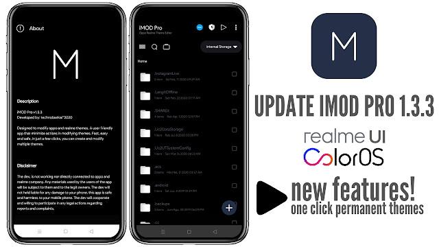 Download iMod Pro v1.3.3 Latest Version APK!