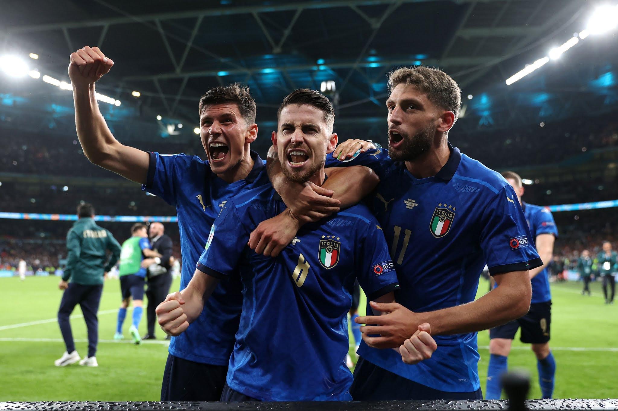 Italia le ganó a España en los penales y es finalista de la Eurocopa