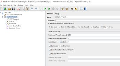 Performans Testi Aracı Apache JMeter'da REST API Servis Senaryosu Oluşturma Rehberi 1