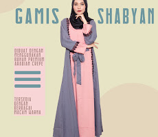 Gamis Shabyan DG-08 Lady Muslimah <p>USD 25</p> <code>DG-08</code>