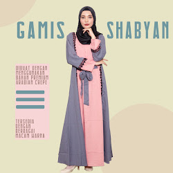 Gamis Shabyan DG-08 dress fashion wanita <p>Rp 150.000</p> <code>DG-08</code>