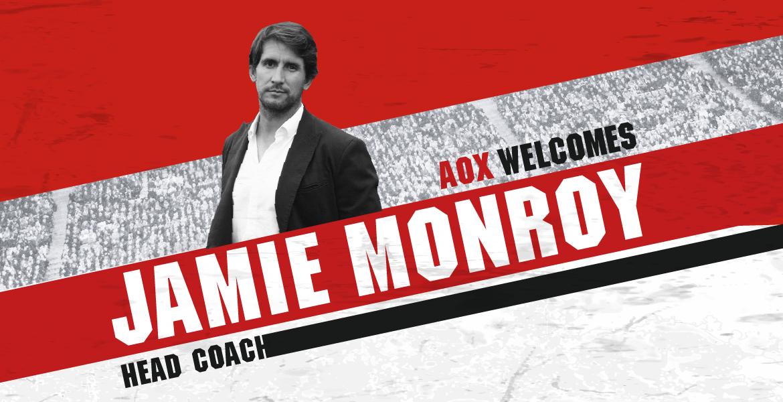 Ο Jamie Monroy είναι ο νέος Head Coach του ΑΟΞ!