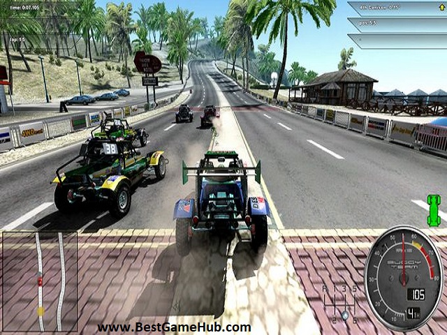 Cross Racing Championship Extreme High Compressed Download Game