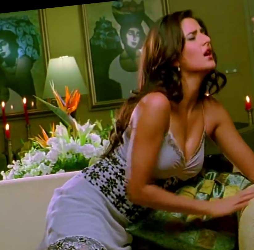 Katrina Kaif in Lingerie