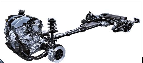 2017 Lexus RX 350 F Sport Engine