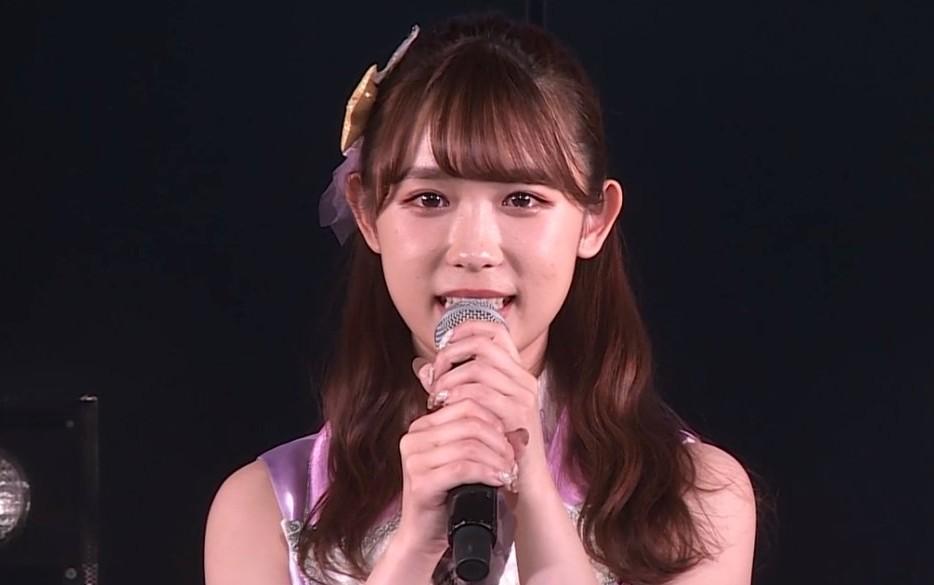 Yamamoto Ruka Resmi Graduate dari AKB48 Team 8