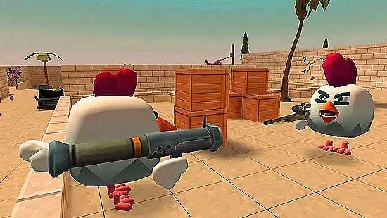 Chicken Gun Mod Apk Download