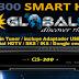 GLOBALSAT GS-300 ATUALIZAÇÃO V2.25 - 02/08/16