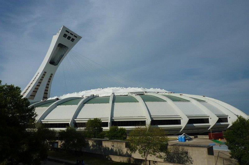 Montreal Canada stadio olimpico