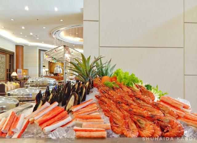 Iftar dan Menang Dengan Buffet Ramadhan House Of Smoke and Grill di Hotel Grand Bluewave Shah Alam