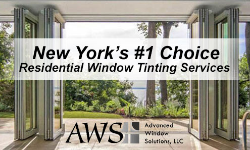 New York Residential Home Window Tinting