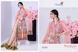Saniya Trendz Sana Safinaz luxury Collection 19 pakistani Suits