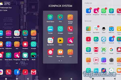 download tema oppo super neon ui v2 premium