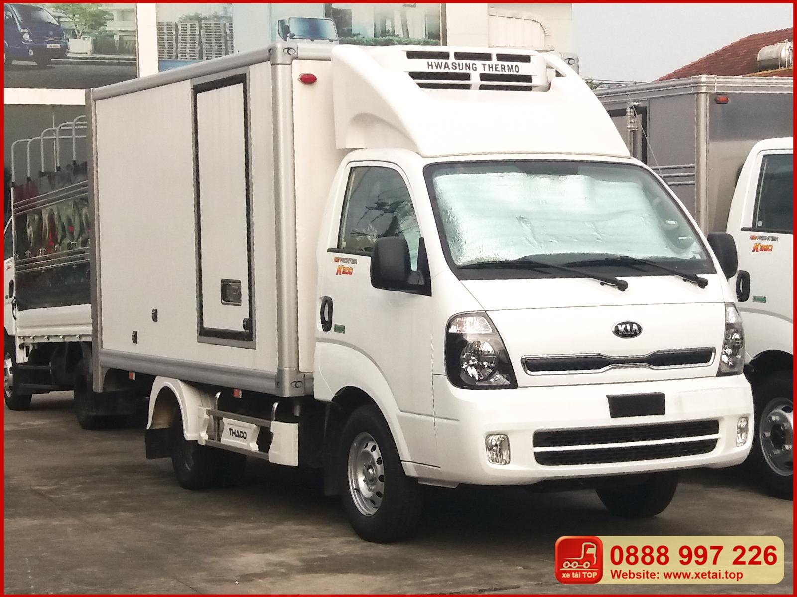 xe-tải-kia-thaco-k200-thùng-đông-lạnh-tải-trọng-1t4