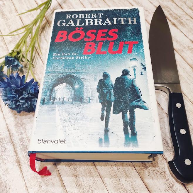 [Books] Robert Galbraith - Böses Blut (Cormoran Strike #5)
